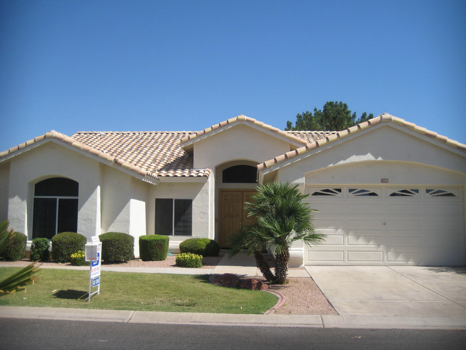 sun village surprise arizona golf course home for sale